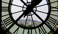Paris Time (Musee d'Orsay)